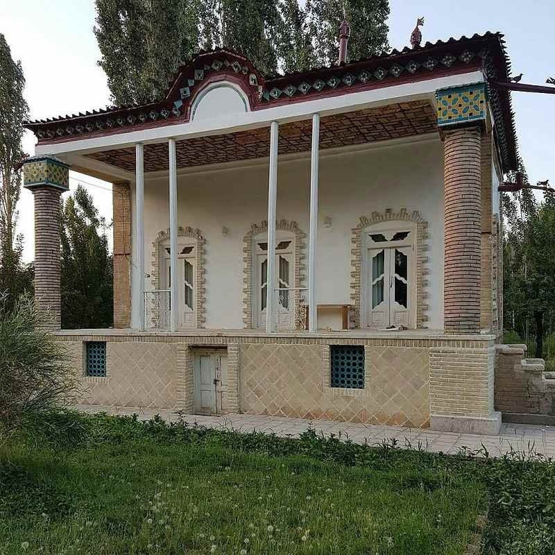 خانه و باغ معین زنجان