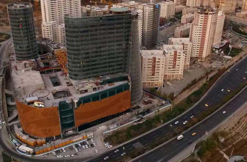 مرکز خرید رزمال تهران
