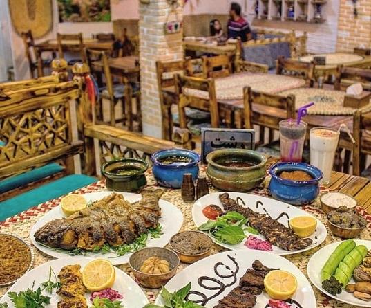 رستوران بارکو تهران