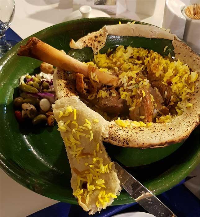رستوران گرپ تهران