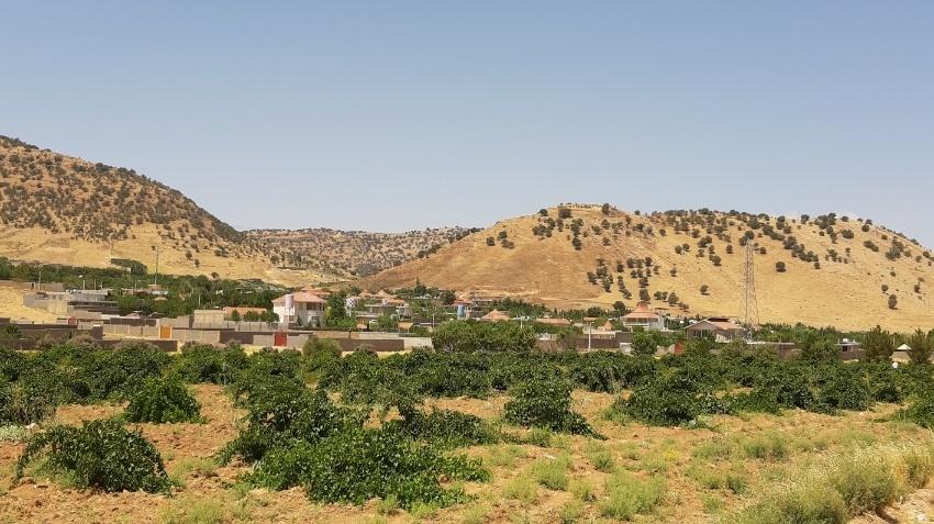 روستای سنگر سپیدان