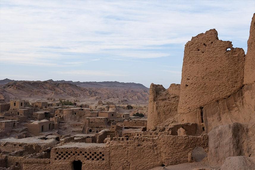 روستای کشیت، بهشتی در کویر لوت