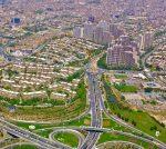 محله شهرک غرب تهران