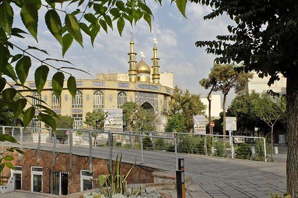 محله نازی آباد تهران