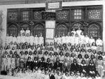 مدرسه ناموس ، از اولین مدارس دخترانه تهران