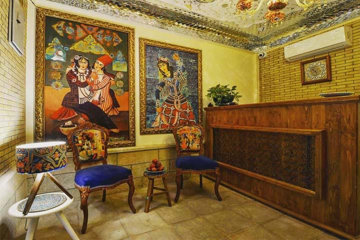 اقامتگاه سنتی سرای همایونی
