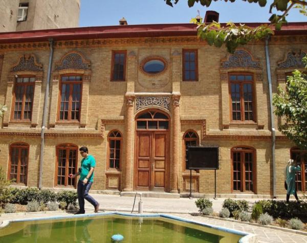 بوتیک هتل نظامیه تهران