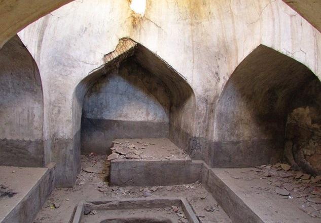 حمام تاریخی زرین آباد