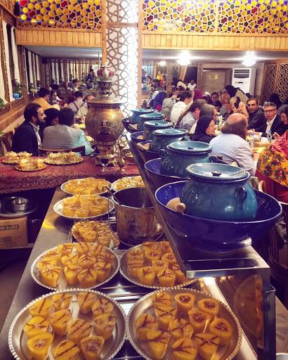 رستوران مازندرانی خوان باشی تهران
