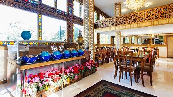 رستوران خوان باشی تهران