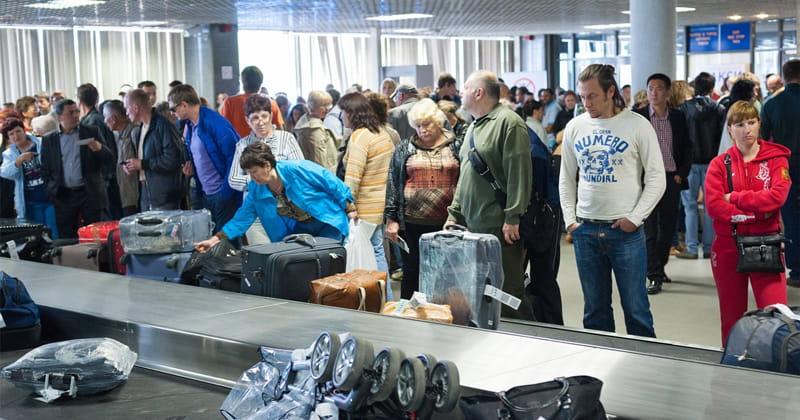 رفتارهای آزار دهنده در فرودگاه