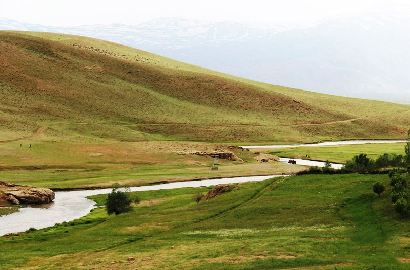 روستای باراندوز ارومیه