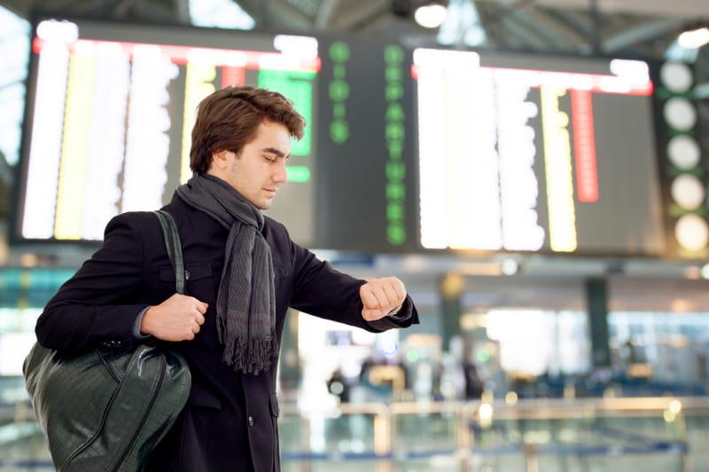 رفتارهای آزاردهنده در فرودگاه