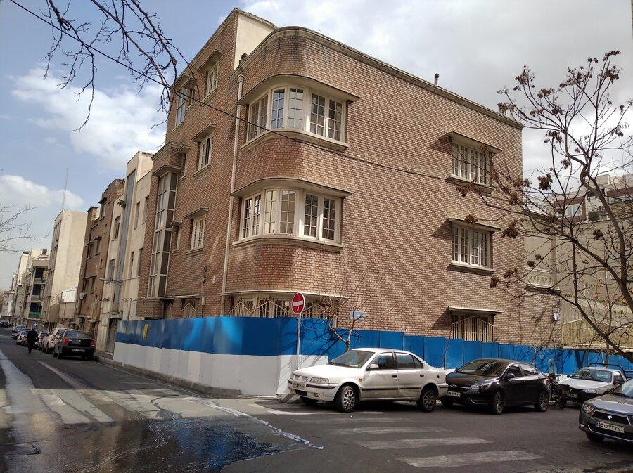 محله سنایی تهران