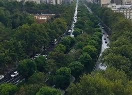 محله کشاورز تهران