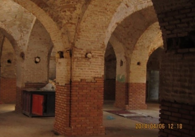 مسجد جوقین ایجرود