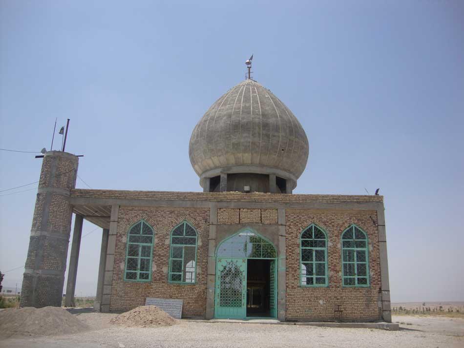 مقبره سید شمس الدین فسا