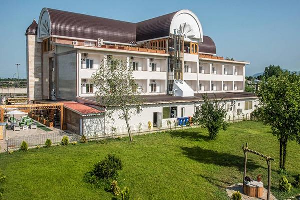 هتل رانیتس ماسال