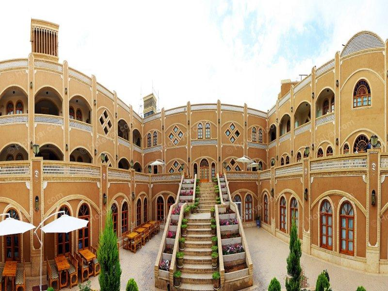 هتل سنتی داد یزد