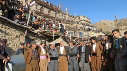 کردستان و شهرهای هم فرهنگ آن