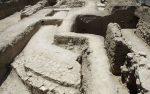 آثار معماری دوره اشکانی در یک محوطه تاریخی خراسان شمالی کشف شد
