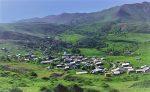 روستای ارده بهشتی در رضوان شهر