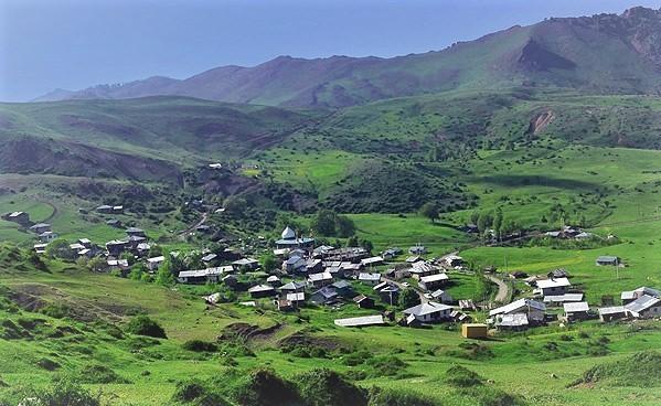 روستای ارده رضوانشهر