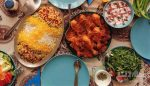 طرز تهیه خورش مرغ افشاری