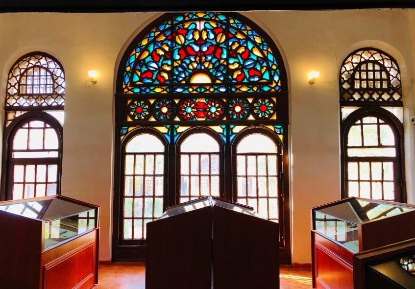 موزه خط و کتابت کرمانشاه