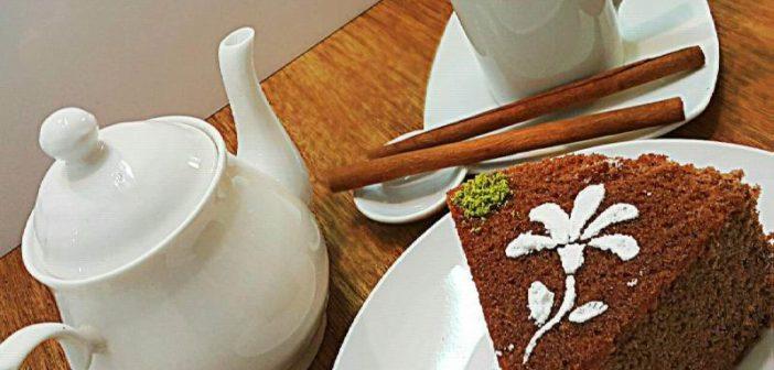 کیک چایی