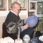هنرمندان میناکاری ایران