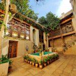 کافه موزه زرنگار شیراز