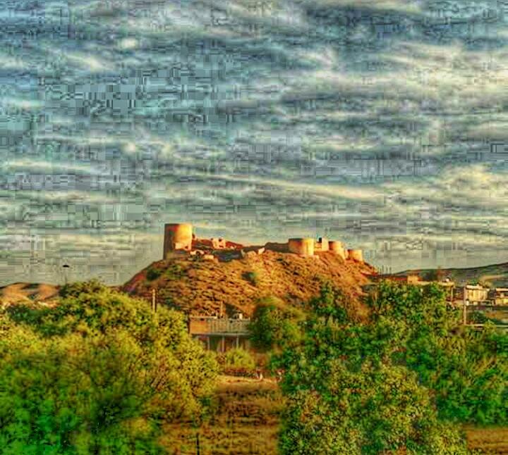 شهر قلعه تل
