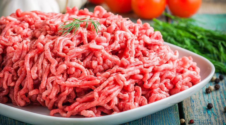 گوشت چرخکرده