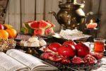 خوراکیهای مخصوص یلدا در شهرهای مختلف