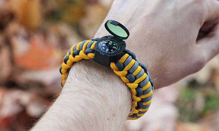 دستبند پاراکورد و کاربرد آن در سفر