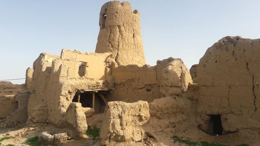 قلعه پاسگاه هلالی