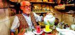 قهوه خانه حاج علی درویش ، کوچکترین قهوه خانه دنیا