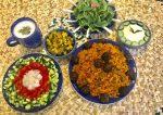 طرز تهیه ی انواع لوبیاپلو در ایران