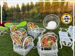 معرفی زیباترین و جذاب ترین مبلمان باغی برای ویلا و حیاط