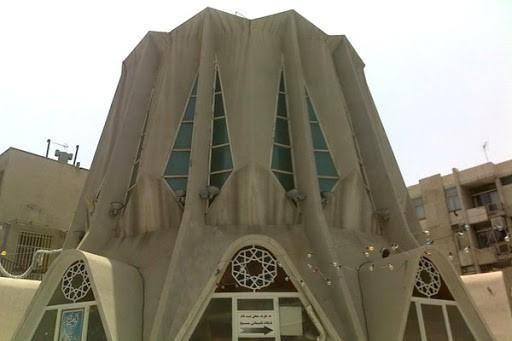مسجد الجواد هفت تیر
