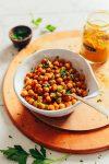 خوراکیهای جدید و خوشمزه با نخود