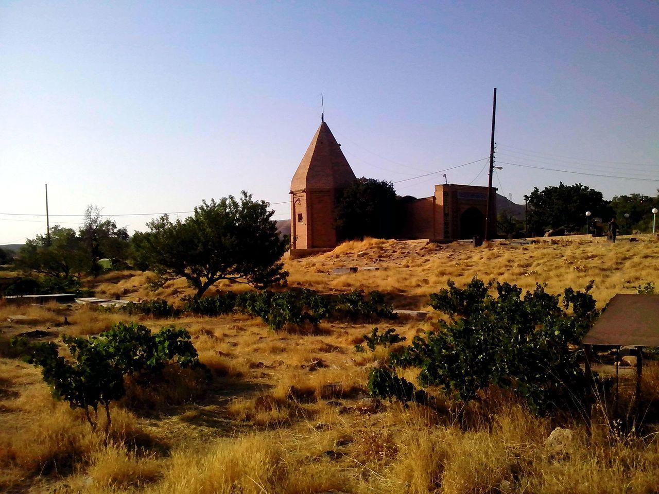 امامزاده علی شکرناب