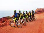 دوچرخه سواری در هرمز