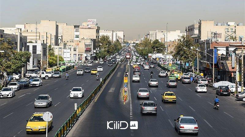 محله مهران تهران