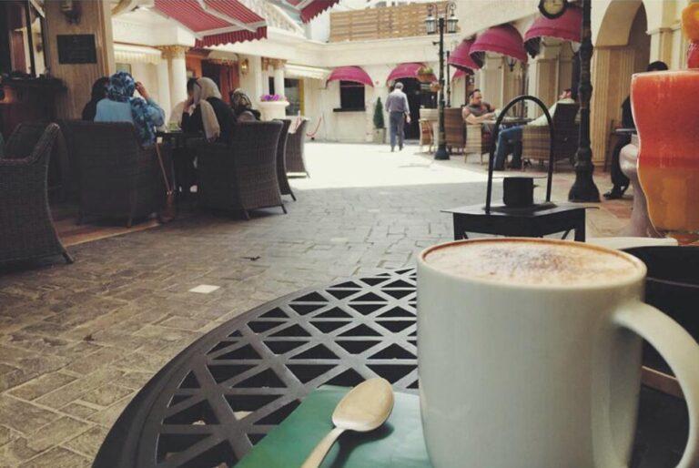 بهترین کافه برای ولنتاین