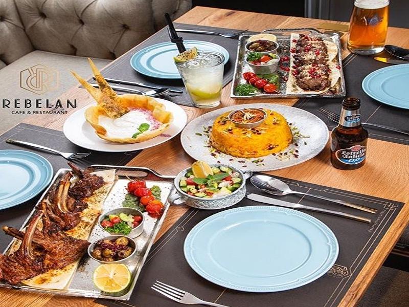 کافه رستوران ربلان