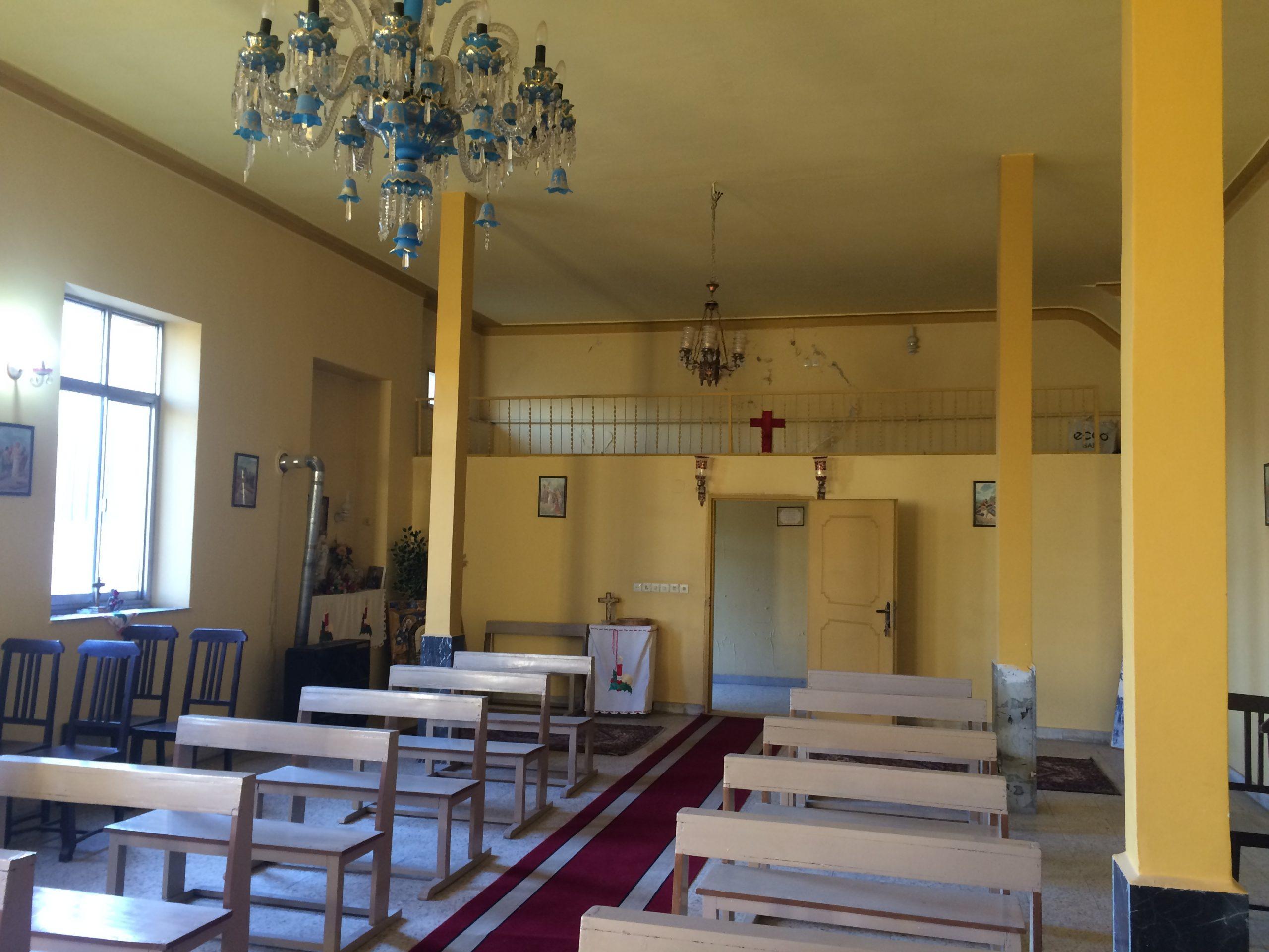 کلیسای آسوریان قزوین