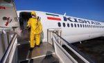 آلوده ترین مکان های فرودگاه و هواپیما