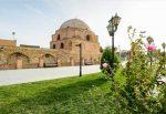 خواهر مسجد جامع اصفهان در ارومیه می درخشد